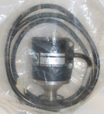 Leybold PS113 Low Pressure Safety Switch