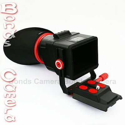 "Kamerar PNC VF-4 +Plus LCD Viewfinder 3.2"" for DSLR Camera Canon 5D Mk III Nikon"