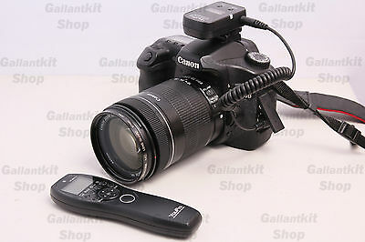 2.4G Wireless Timer Remote Control shutter Release For Canon EOS 5DIII 6D Camera