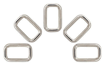 """25 - 1"""" x 9/16"""" Heavy Welded Rectangle Ring Closeout"""