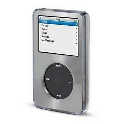 Gray Apple iPod Classic Aluminum Plated Hard Case Cover 6th 80 120gb 7th 160gb