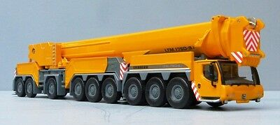 WSI Collectibles Liebherr LTM 1750 - 9.1 Truck Mounted Crane 1:87 Construction