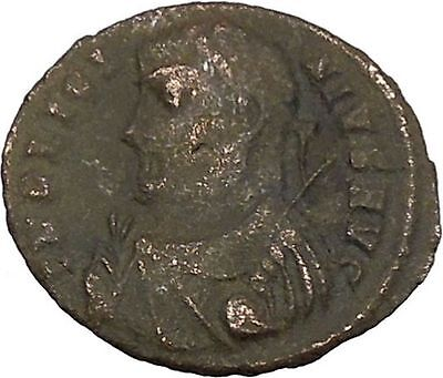 LICINIUS I enemy of Constantine the Great Ancient Roman Coin Camp GATE  i42441