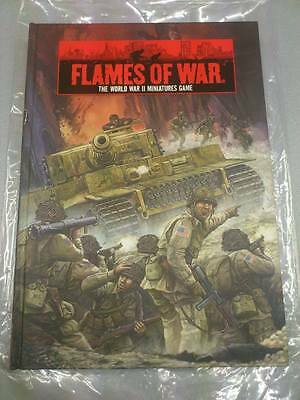 Flames Of War - The World  War Ii Miniatures Game - Eng - Nuovo