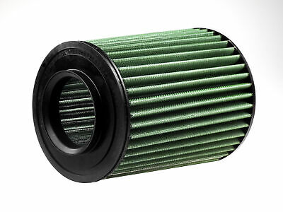 Green Cotton Performance High Flow Panel Car Air Filter Replacement P950337
