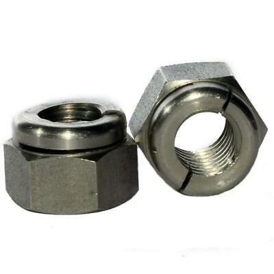 M2.5 - M12 Stainless Steel Aerotight All Metal Locking Nuts Exhaust Manifolds