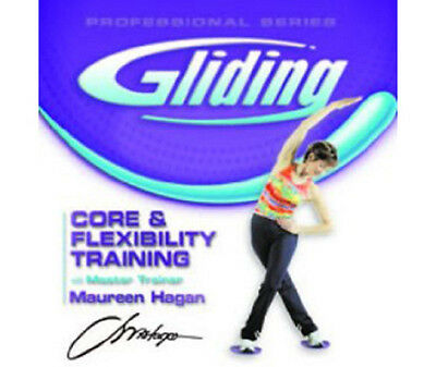 Gliding Core & Flexibility Training DVD  ( to be used with Gliding disc's)