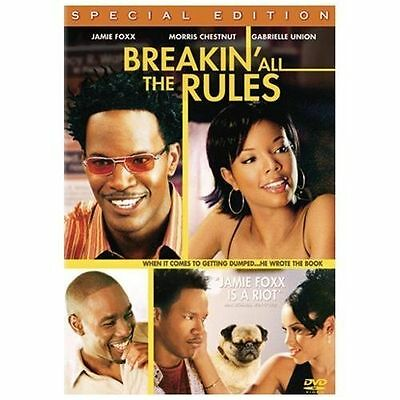 Breakin' All the Rules (DVD, 2004, Special Edition) Jamie Foxx VG FREE SHIPPING