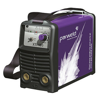 Parweld Xti 160 Dc Mma Inverter 240V Metal Arc Welder With Lift Tig