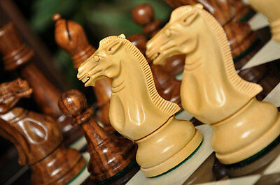 """The Winchester Series Chess Set - 4.0"""" King"""