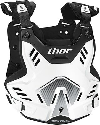 Thor Sentinel XP MX ATV Motocross Chest Roost Guard Protector 2701-0666
