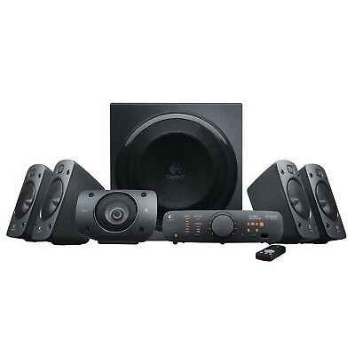 Logitech Z906 THX-Certified 5.1 Speaker System 3D Stereo 500W Surround Sound
