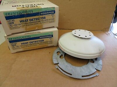 New Edwards Heat Detector 282B 194° Fixed Temperature And Rate Of Rise