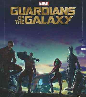 2014 Guardians of the Galaxy base set 1-90
