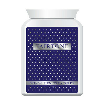 Fairtone The No.1 Skin Lightener, Lightening & Whitening Pills!