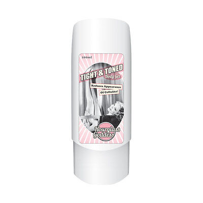 Hourglass Goddess Tight And Toned Gel Toning No Cellulite No Stretch Marks!