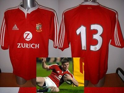 British Lions O'Driscoll Ireland Sizes S M L XL Rugby Union Shirt Jersey Adidas