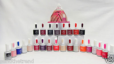 ibd Nail Soak Off JUST GEL POLISH Assorted Colors 56571 - 56692 .5oz/14ml