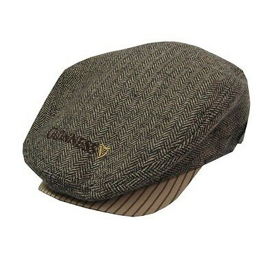 Guinness Tweed Flat Cap Available in Medium and Large Official Merchandise