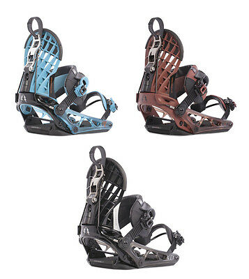 K2 Snowboard Bindings - Cinch CTS - Fast Entry, Reclining High Back, 2015