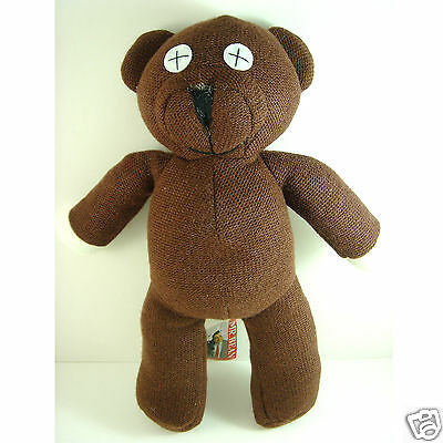 "LATEST New 16"" Mr Bean Teddy Bear Plush Doll Soft Toy Christmas Gifts"