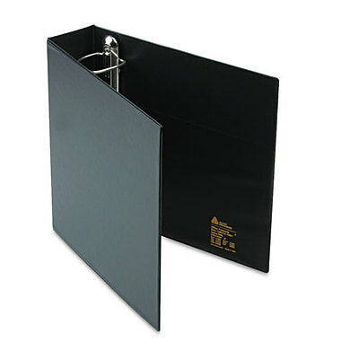 "Avery Heavy-Duty Vinyl EZD Reference 3-Ring Binder, 2"", Black - AVE79992"