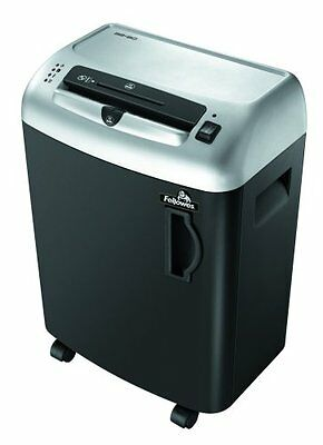 Fellowes Refurbished Powershred SB-80 Strip Cut Shredder, 18-Sheet Capacity