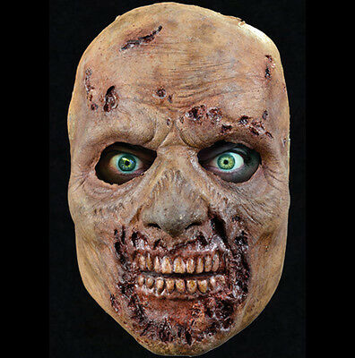 The Walking Dead Official AMC Rotted Walker Zombie Adult Latex Halloween Mask