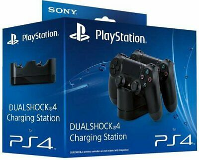 Sony Base di Ricarica Charging Station per Controller Dualshock 4 PS4 - 9230779