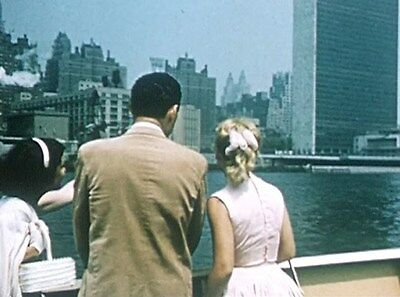 New York City Greenwich Village Travelogue Vintage 1940s to 1960s Films DVD