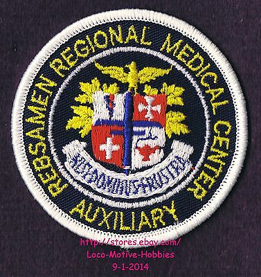 LMH PATCH Badge  REBSAMEN REGIONAL MEDICAL CENTER Hospital Care WOMENS AUXILIARY