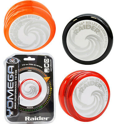 Yomega Raider YoYo - String Trick Pro Yo-Yo ( Red Orange Black Yo Yo )