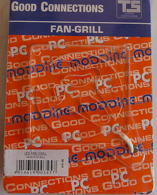 TS Grille 80 mm LED  bleu Scary Movie Plastique NEUF