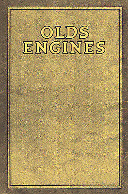 Olds Engines Catalog - Reliance Engineering Co., Lansing, Mich - reprint