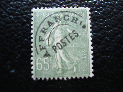 FRANCE - timbre yvert et tellier preoblitere n° 49 n* (A14) stamp french