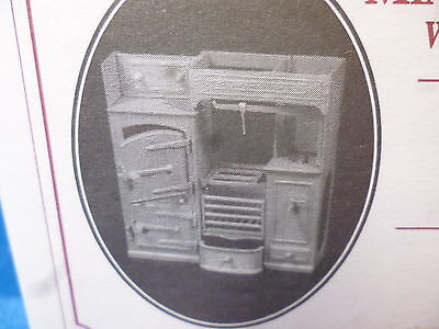 1/12 scale  Dolls House Accessories    The Phoenix Kitchener  DH092