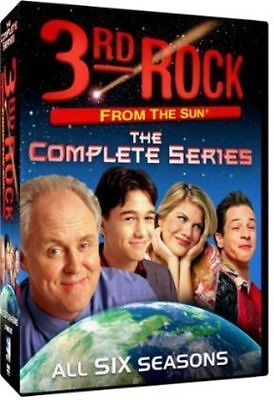3rd Rock from the Sun: The Complete Series (DVD, 2013, 17-Disc Set) US Version