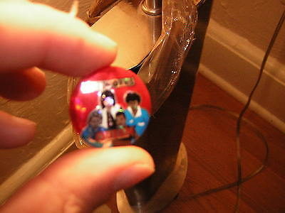 QUEEN BUTTON 1984 THE WORKS IMPORT FROM PRISM FOIL VINTAGE 1980'S