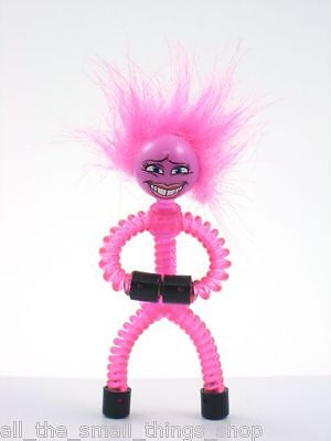 Brainstorm Magno-z Hair-ee Magno Man Spring Toy Colour Choice Authentic on TV Ad