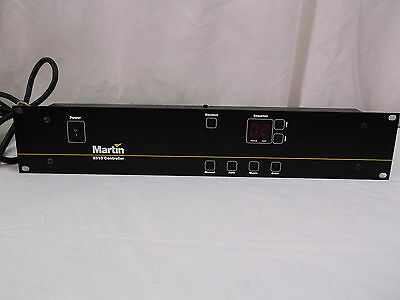 Martin 2510 Controller - Record up to 512 Channels