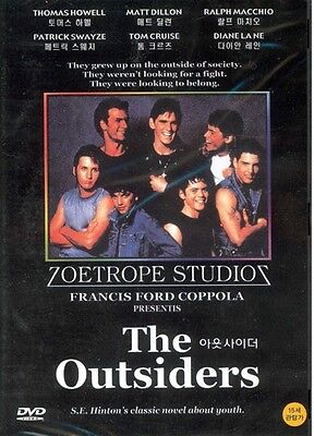 The Outsiders (1983) DVD (Sealed) ~ Patrick Swayze