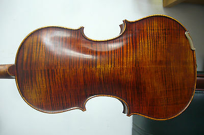 Modern Stainer 4/4  violin perfect handcraft , antique style with great sound