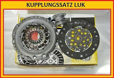 BMW 520i 2.0 LuK 3 Piece Clutch Kit Bearing 150 01//96-09//00 SLN M52B20