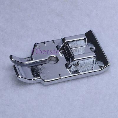 "1/4"" Quarter Inch Quilting Piecing Sewing Presser Snap-on Foot for Brother SA125"