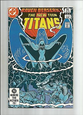 New Teen Titans #31 High Grade (9.2+) Perez