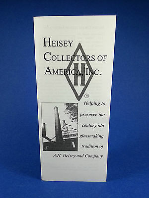Heisey Collector's of America Membership