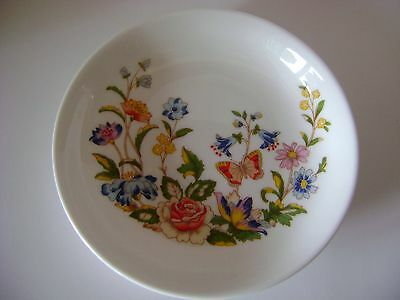 Aynsley English Bone China Cottage Garden Small Dish