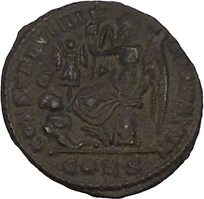 CONSTANTINE the GREAT Ancient Roman Coin Victory Over Licinius i42661