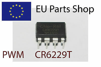 CR6229T PWM Controller with internal MOSFET Transistor