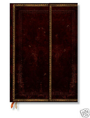 Paperblanks 2015 Day Planner Brown Black Moroccan Grande Size Week At A Time
